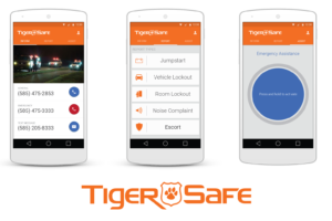 CampusSafe™ App Serves as Virtual Emergency Blue Light Telephone (EBLT)